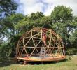 Serre De Jardin Polycarbonate Inspirant Dome F3 Avec Fixation Rapide by Makebolo