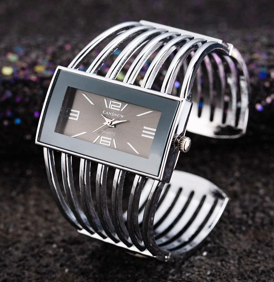 Relogio Feminino Wide Women font b Watches b font Montre Femme font b Marque b font