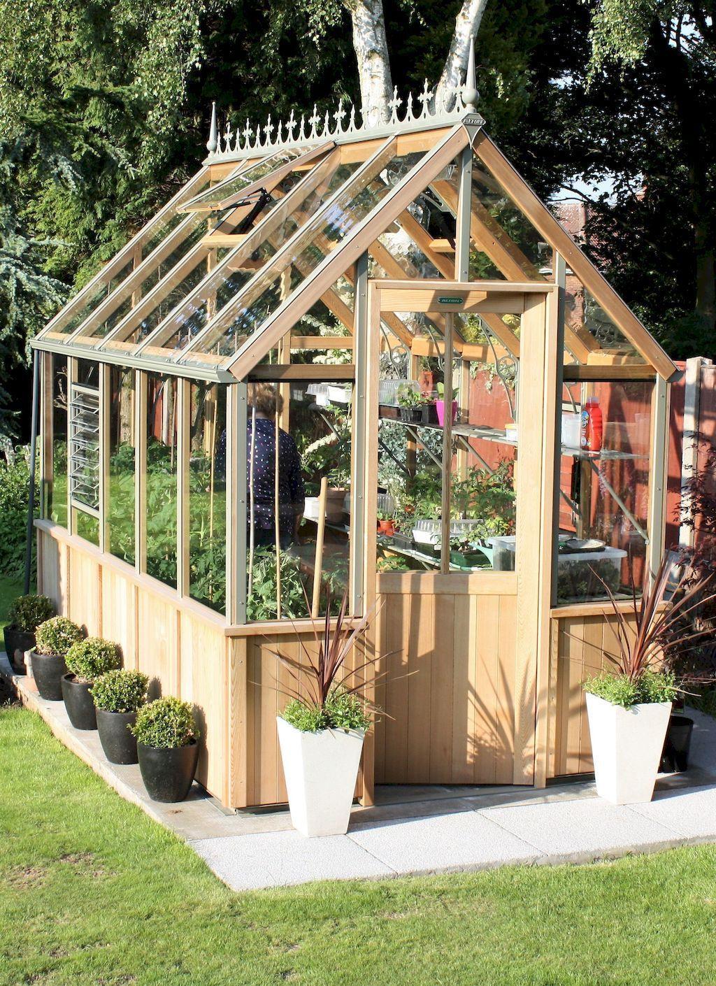 Serre De Jardin Polycarbonate Luxe De 76 Beste Bildene for Drivhus Conservatory Greenhouse