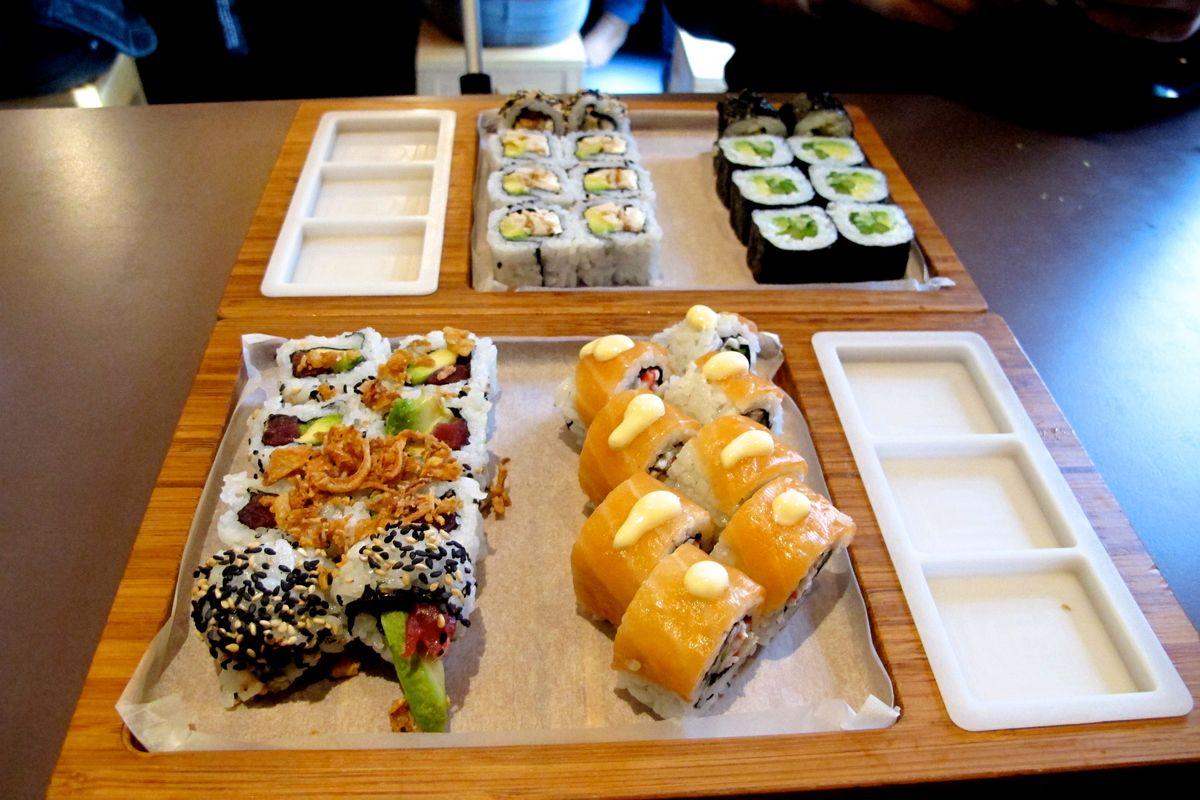 Sushi Jardin Best Of Makisu Eating In Brussels Likealocal Guide