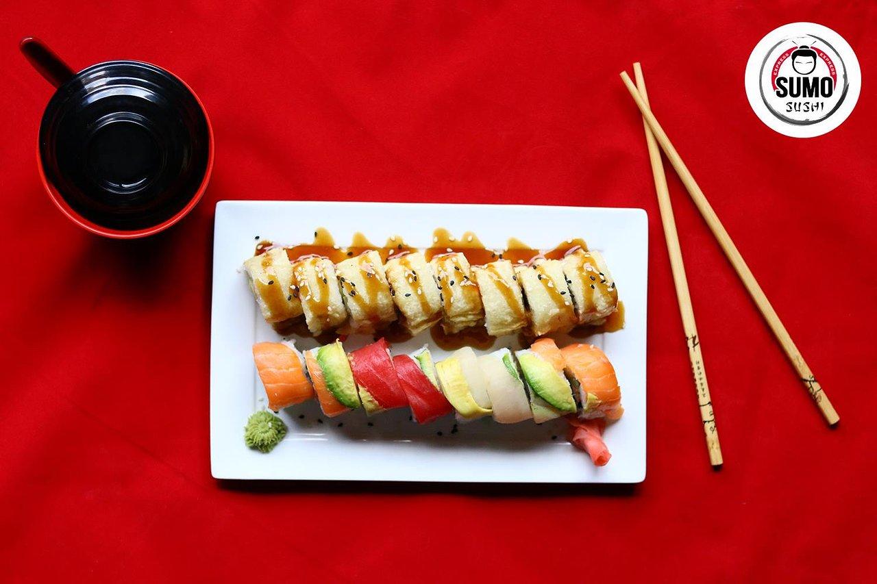 sushi en sumo sushi express