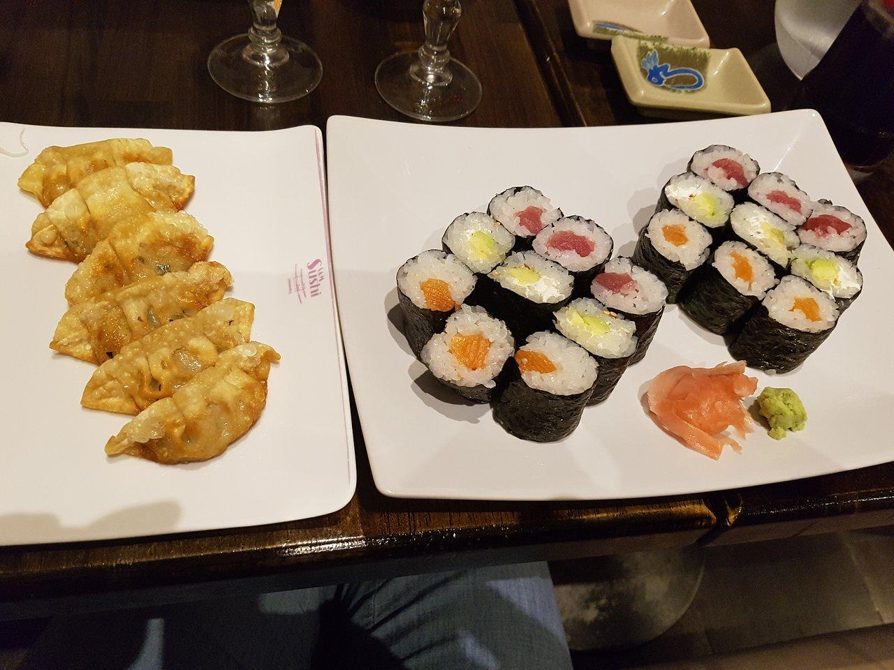 sam sushi