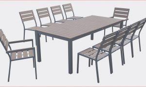 65 Unique Table De Jardin 12 Personnes
