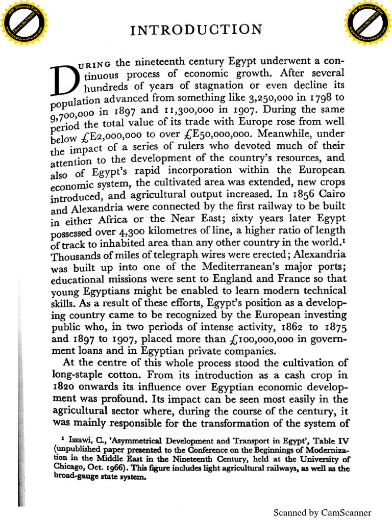 Table Teck Jardin Charmant Roger Owen Cotton and the Egyptian Economy Egypt Of 59 Frais Table Teck Jardin