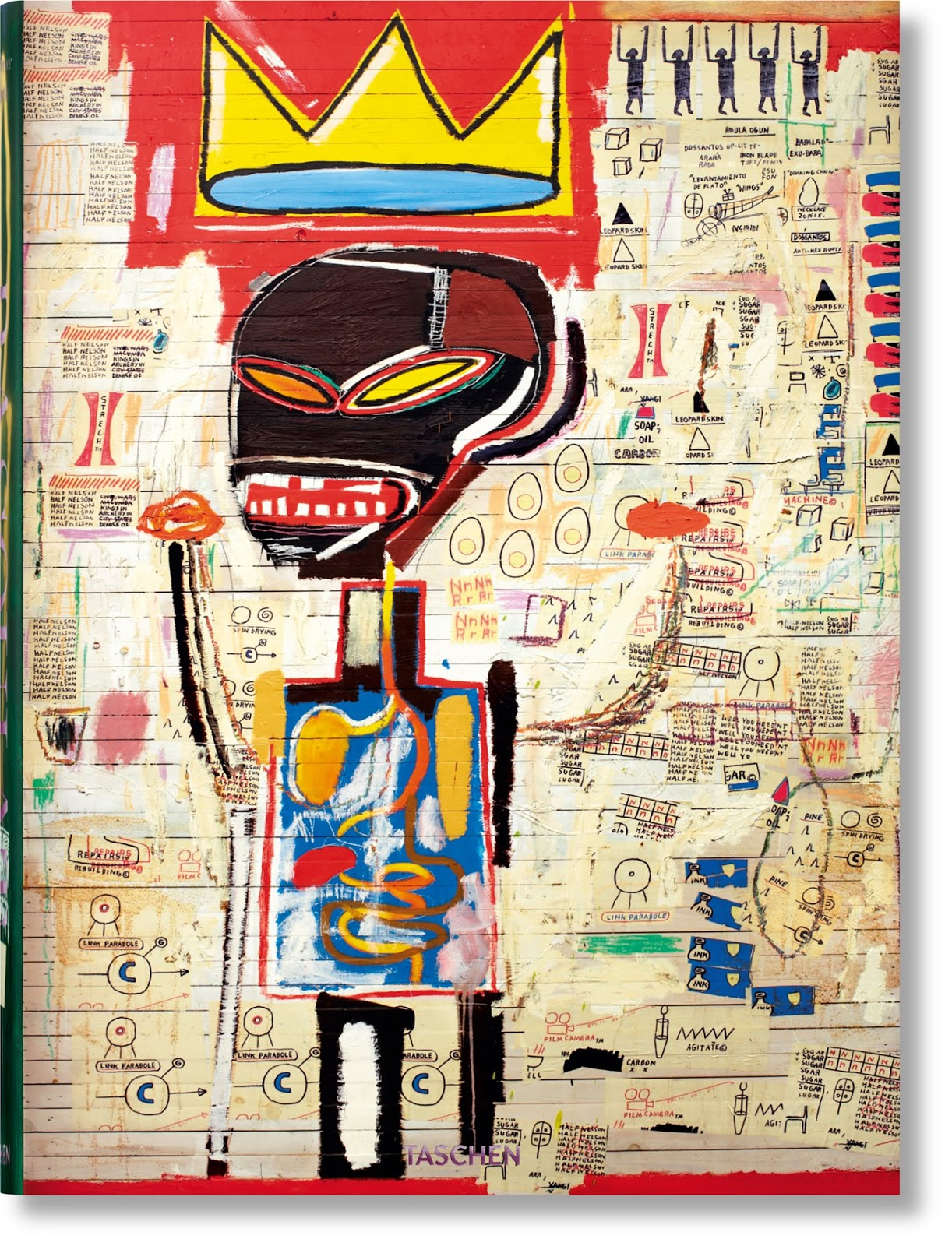 basquiat VISCERES xl gb 3d id