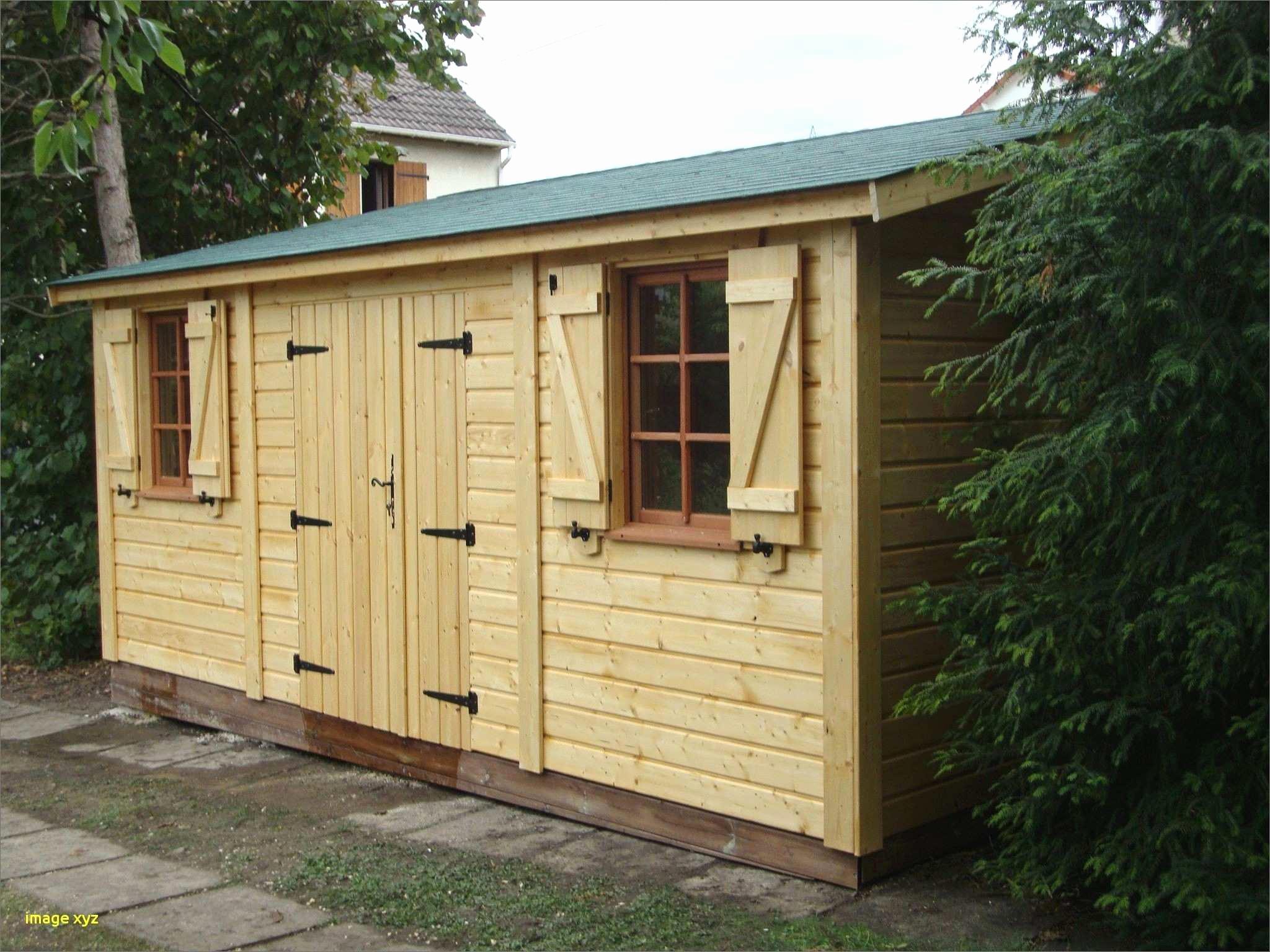 construire un toit terrasse impressionnant construire un garage en bois 20m2 lovely abri de jardin toit plat of construire un toit terrasse