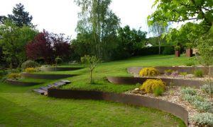 29 Beau Terrassement Jardin En Pente