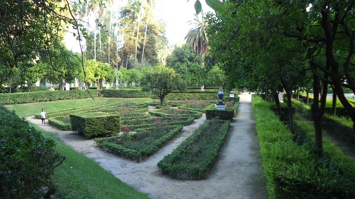 Univers Jardin Unique File Jardn En El Parque De Mara Luisa Jpg Wikimedia Mons Of 58 Inspirant Univers Jardin