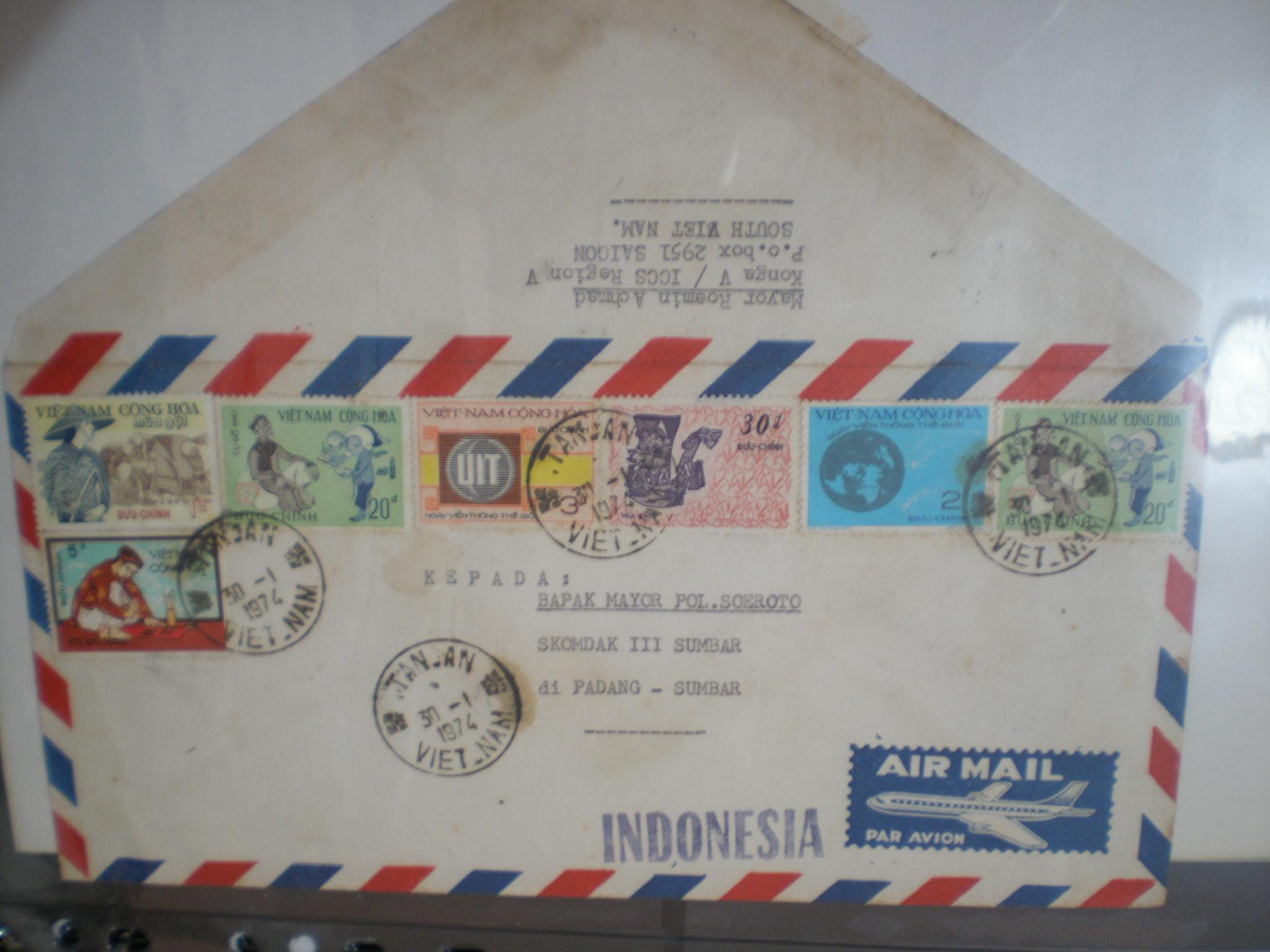 Violation De Domicile Jardin Élégant Vietnam War Postal History Of 59 Best Of Violation De Domicile Jardin