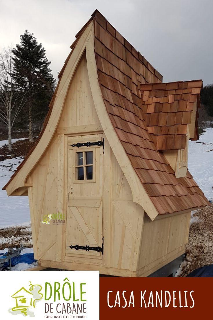 Abri De Jardin Permis De Construire Beau Quoi De Plus Joli Que La Casa Kandelis Dans Votre Jardin