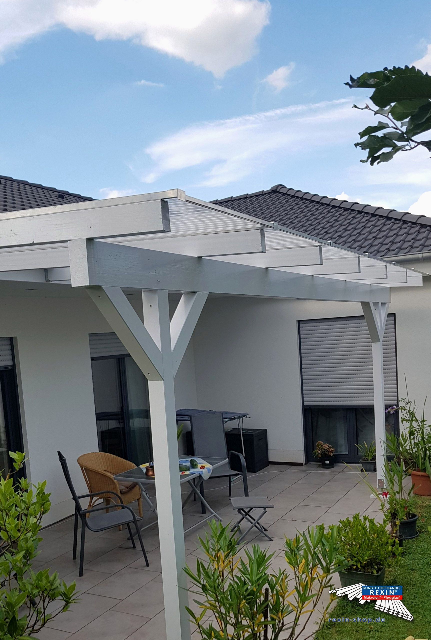 abri de jardin 4m exceptionnel a wooden patio roof of the brand rexo plete 6m x 2 5m with