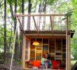 Amenagement Abris De Jardin Luxe A Tiny House Study Pod for An Nyu Professor… On Wheels