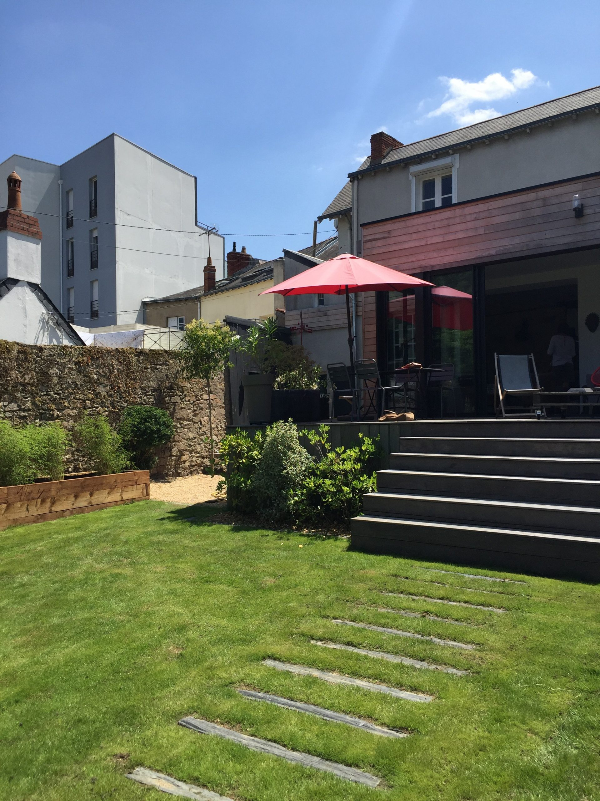 Coté Jardin Nantes Charmant Vertigo Jardins Designer De Jardins  Nantes Conseil