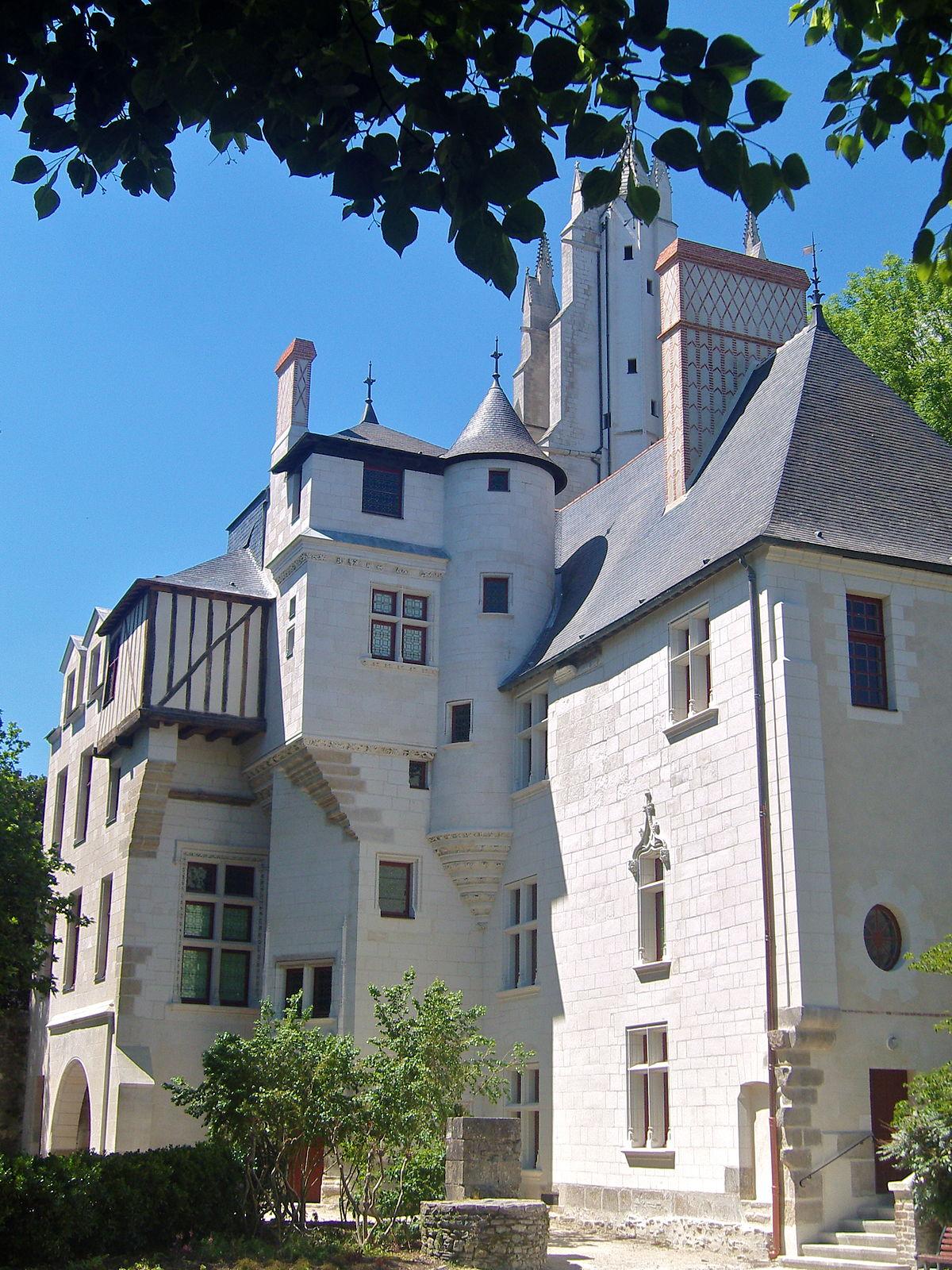 Coté Jardin Nantes Frais La Psallette — Wikipédia