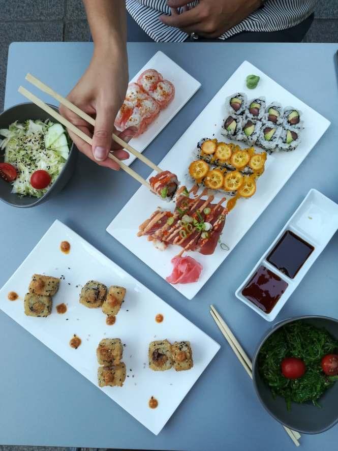 Coté Jardin Nantes Inspirant C´té Sushi  Nantes La Nouvelle Adresse D Inspiration
