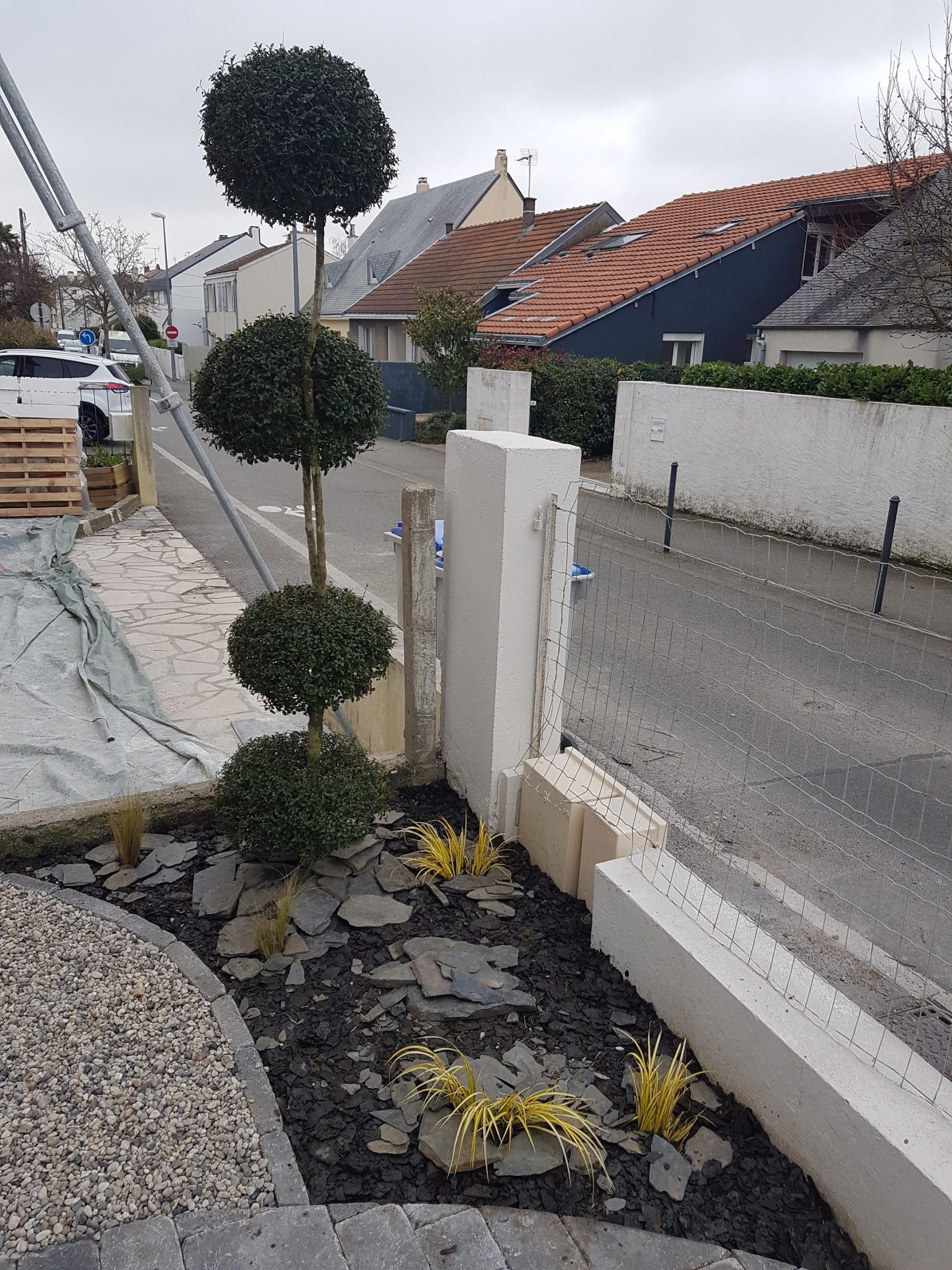 Coté Jardin Nantes Nouveau Ar Paysage