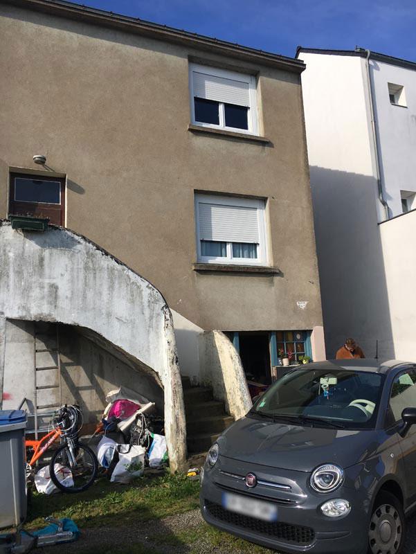 Coté Jardin Nantes Unique Extension Et Rénovation Travaux En Cours Nantes at