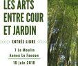 """Entre Cours Et Jardin Élégant 1 1 Troisi¨me Edition """"entre Cour Et Jardin"""" 2018 Odil"""