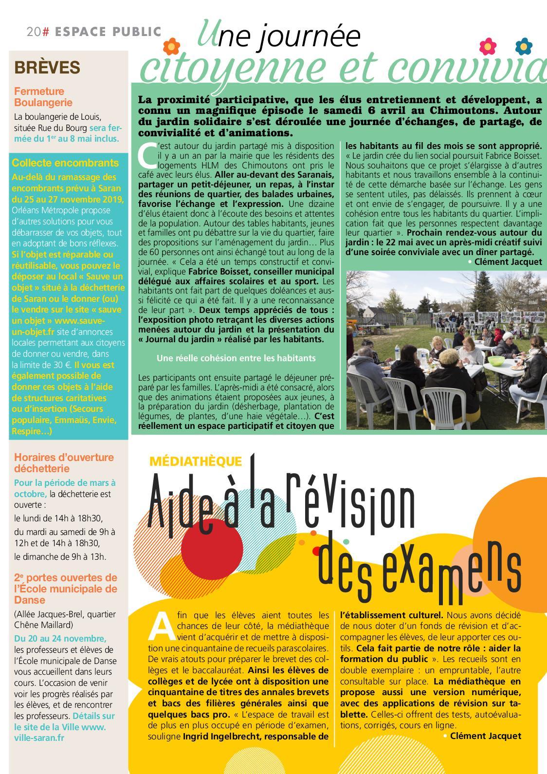 Entre Cours Et Jardin Élégant Rep¨res N°253 Mai 2019 Calameo Downloader