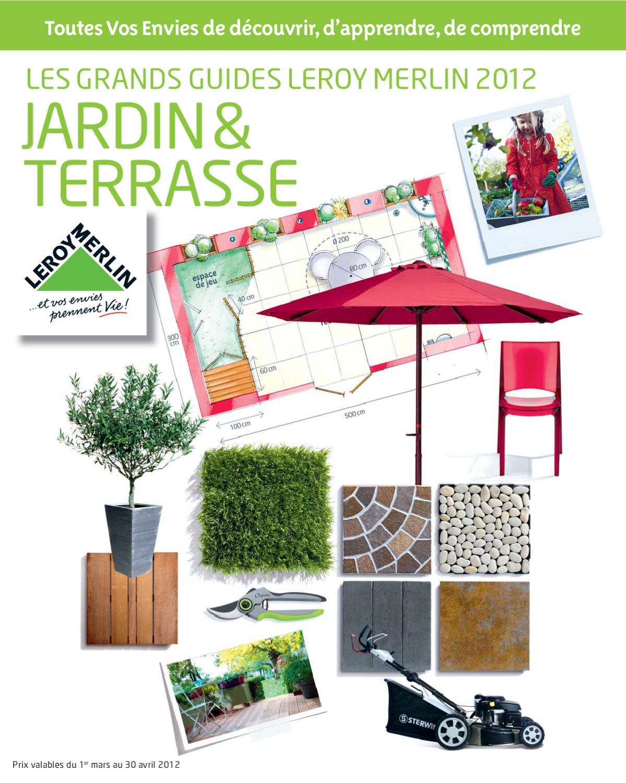 Faire Une Dalle Béton Pour Abri De Jardin Beau Catalogue Jardin Leroy Merlin by Marcel issuu