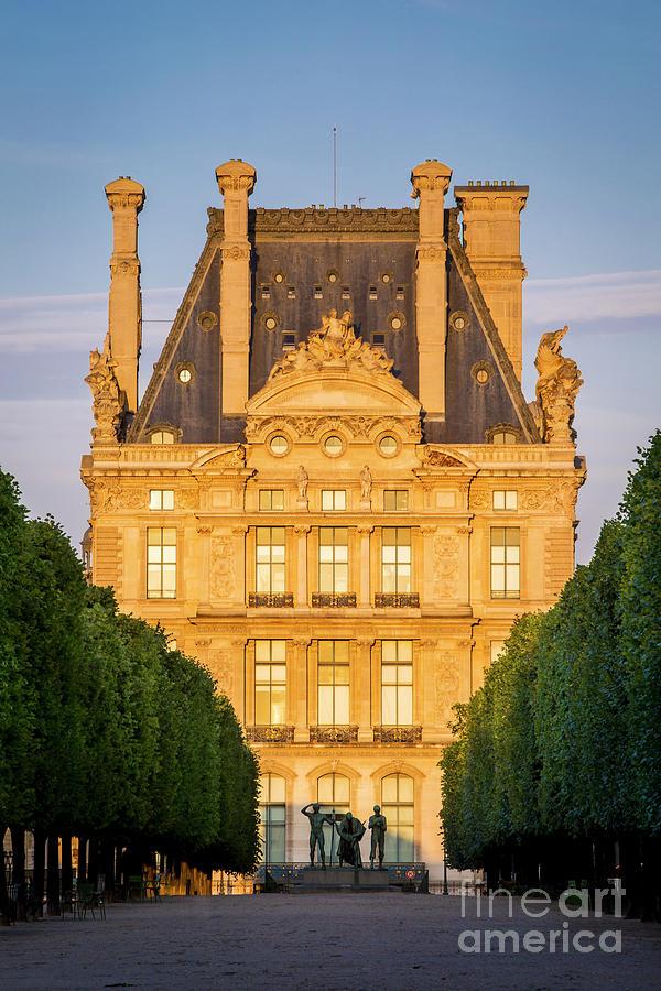jardin des tuileries and musee du louvre brian jannsen