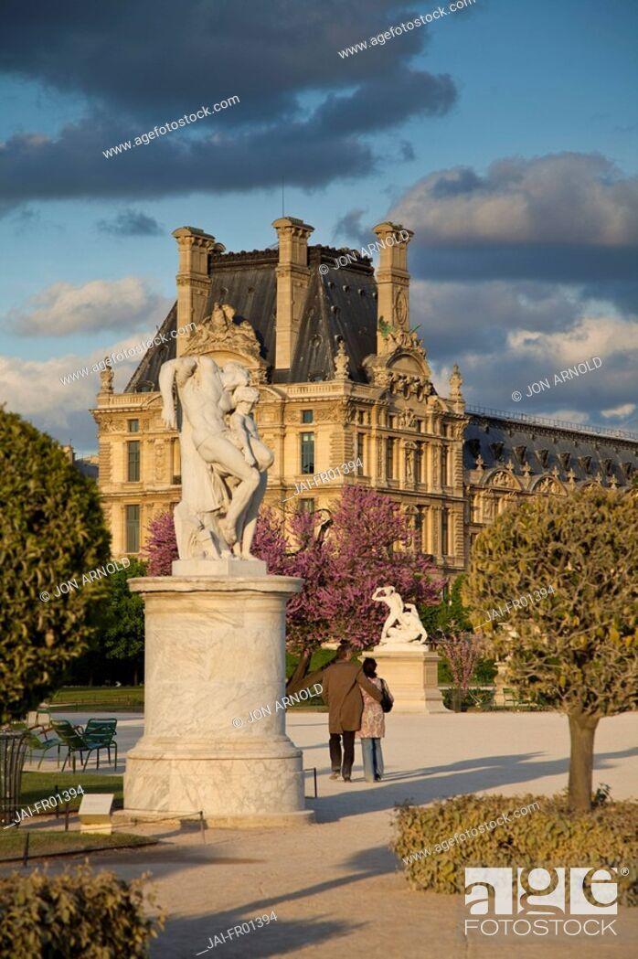Jardin Du Louvre Beau Jardin Du Tuileries and Musee Du Louvre Paris France
