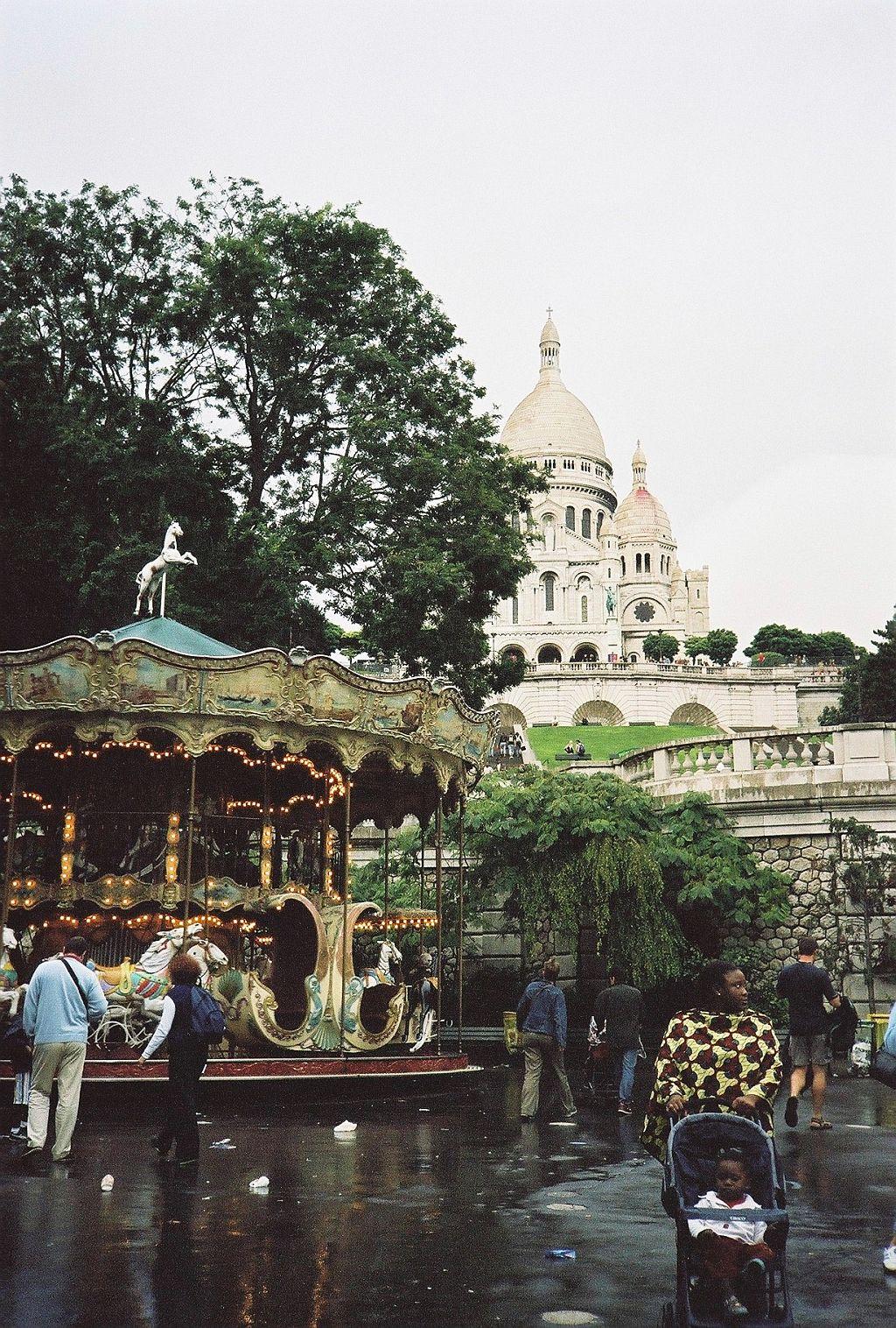 Jardin Du Louvre Beau Paris Photos