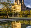 Jardin Du Louvre Beau Setting Sunlight On Musee Du Louvre and Jardin Des Tuileries