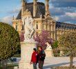 Jardin Du Louvre Élégant Jardin Du Tuileries and Musee Du Louvre Paris France Stock