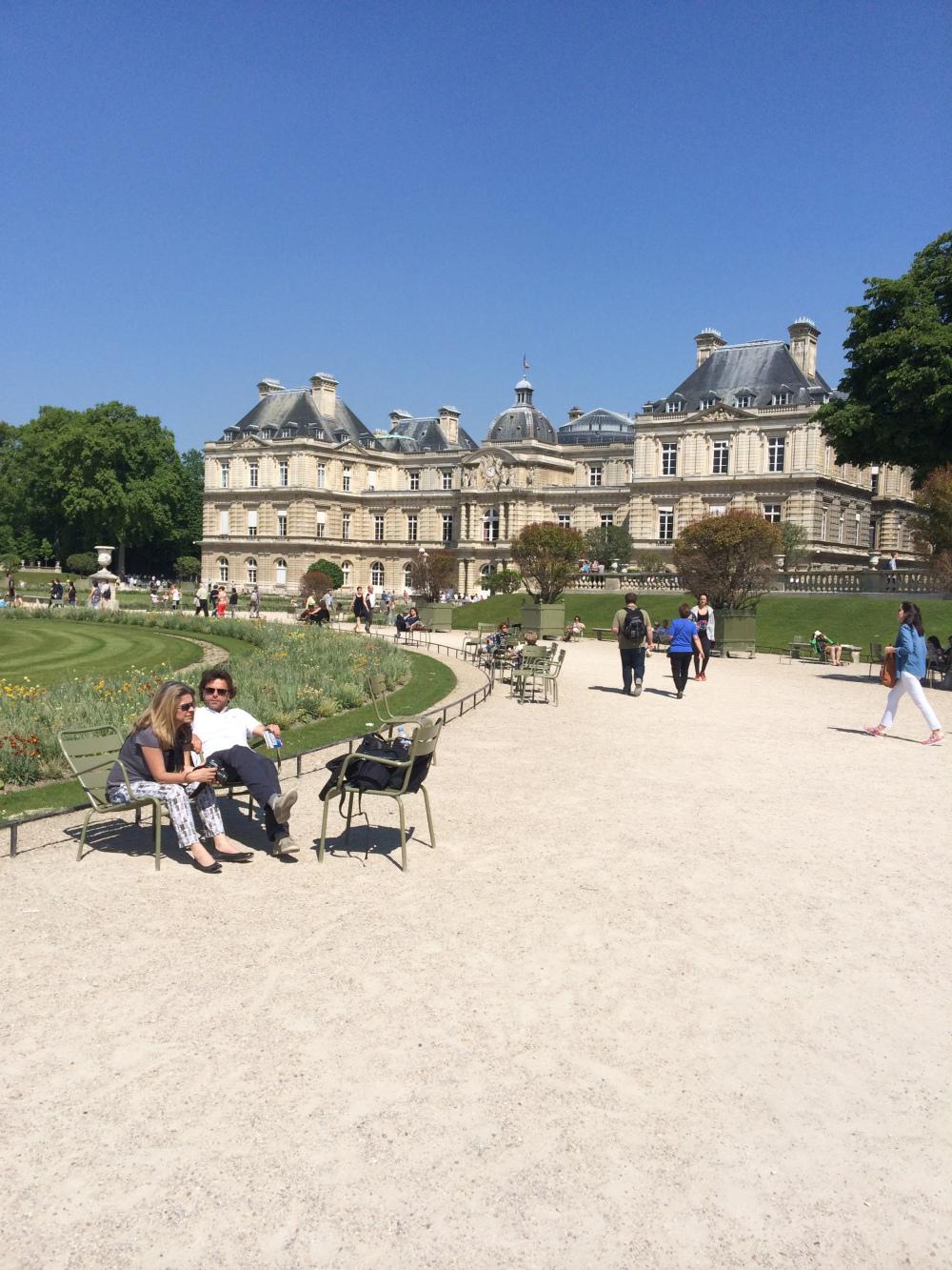 Jardin Du Louvre Génial France – T