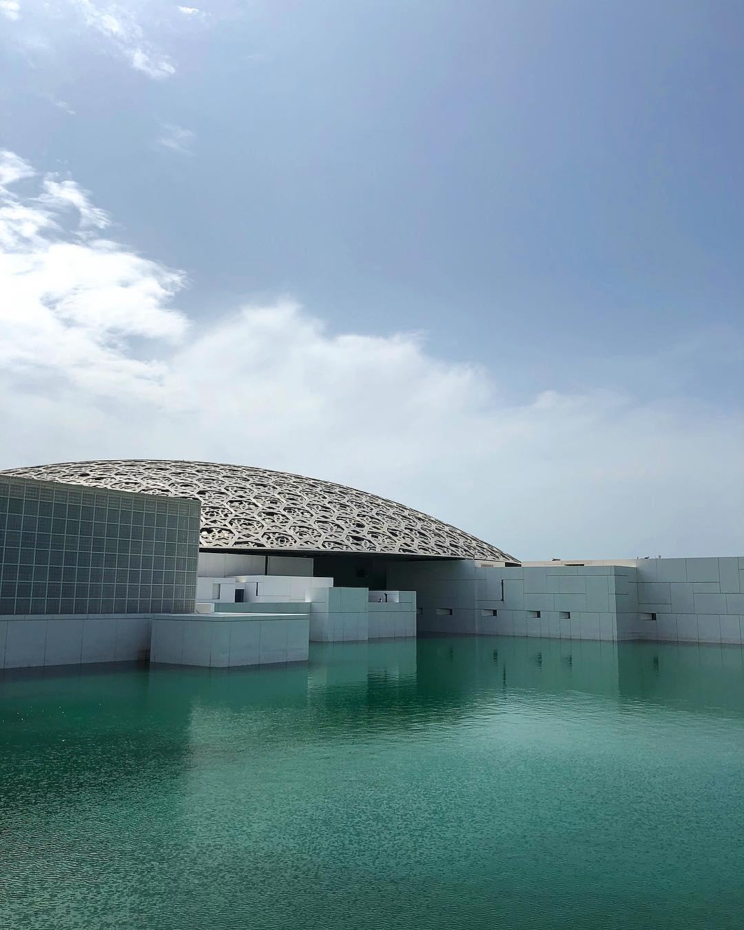 Jardin Du Louvre Génial Louvre Abu Dhabi