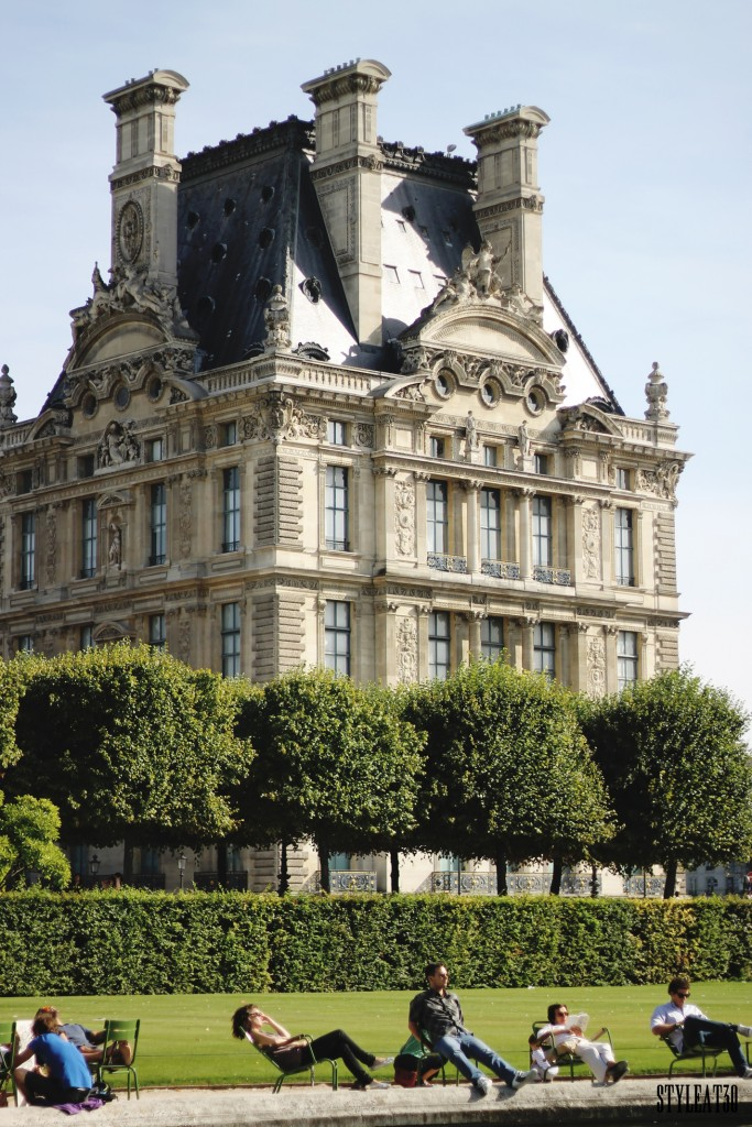 Jardin Du Louvre Génial Moments at Musée Du Louvre & Jardin Du Luxembourg Styleat30