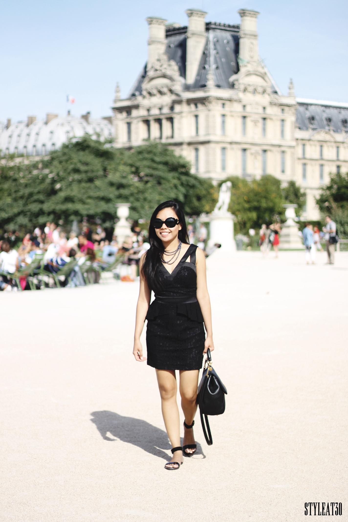 Jardin Du Louvre Luxe Moments at Musée Du Louvre & Jardin Du Luxembourg Styleat30