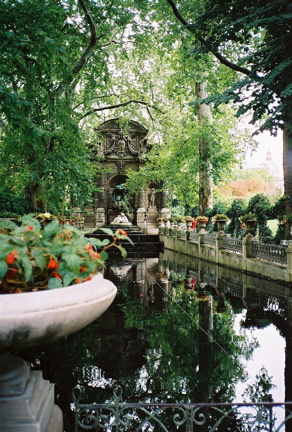 Jardin Du Louvre Luxe Paris Photos
