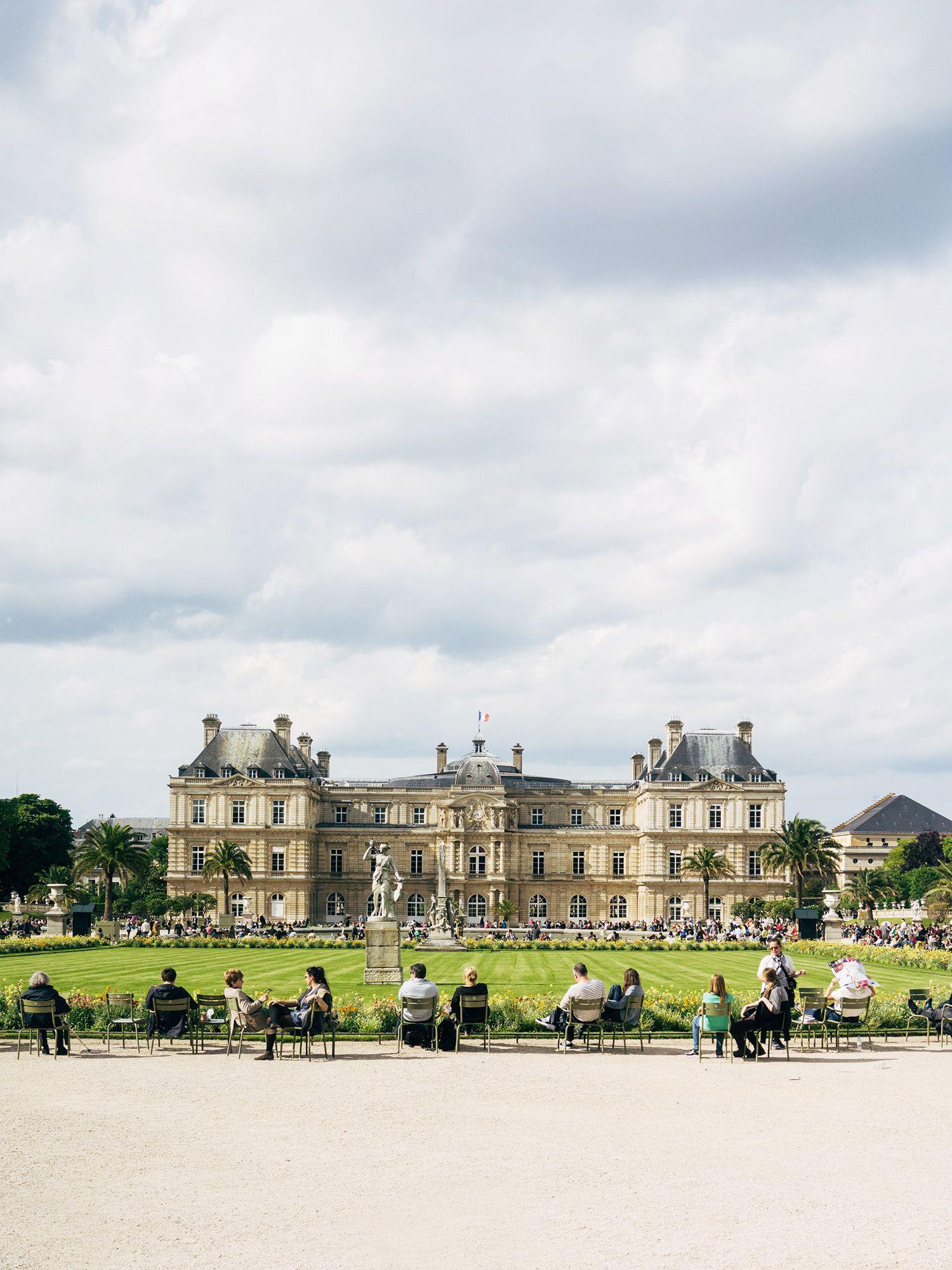 Jardin Du Louvre Luxe Paris the Jardin Du Luxembourg is One Of the Best Places