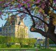 Jardin Du Louvre Luxe Springtime In Paris