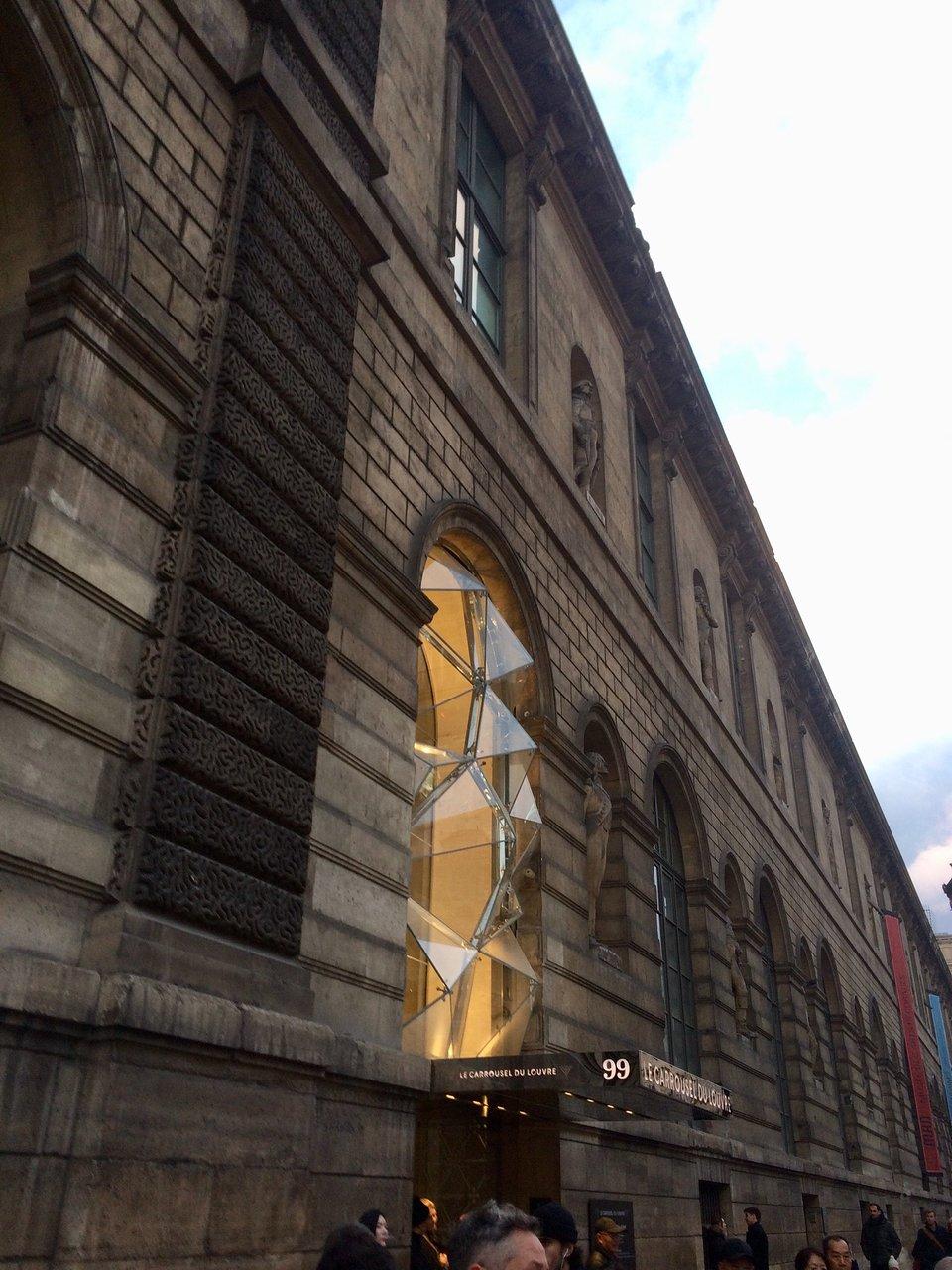 Attraction Review g d Reviews Carrousel du Louvre Paris Ile de France