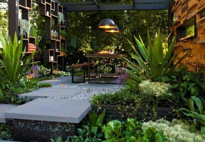 Jardin Paysager Moderne Best Of Le Jardin Paysager Tendance Moderne De Jardinage