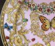 Le Jardin Des Papillons Best Of Rosenthal Versace Plate Le Jardin Des Papillons Vendido En