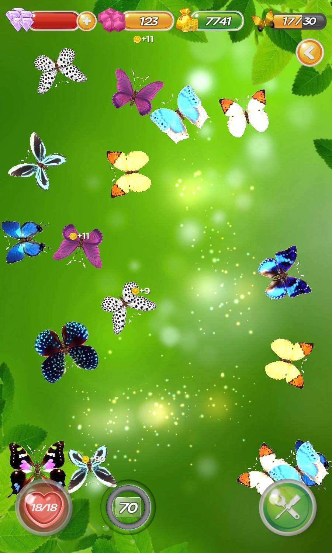Le Jardin Des Papillons Élégant Mon Jardin Des Papillons Pour android Téléchargez L Apk