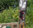 Le Jardin Des Papillons Frais Panneau En Bois Peint Avec Des Répliques Des Papillons Le