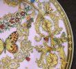 Le Jardin Des Papillons Nouveau Rosenthal Versace Plate Le Jardin Des Papillons Vendido En