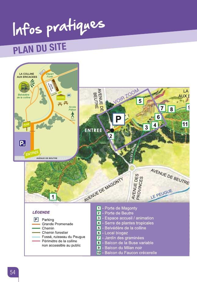 Le Jardin Des Provinces Pessac Best Of Ecosite Du Bourgailh Un Projet Nature Et Environnement