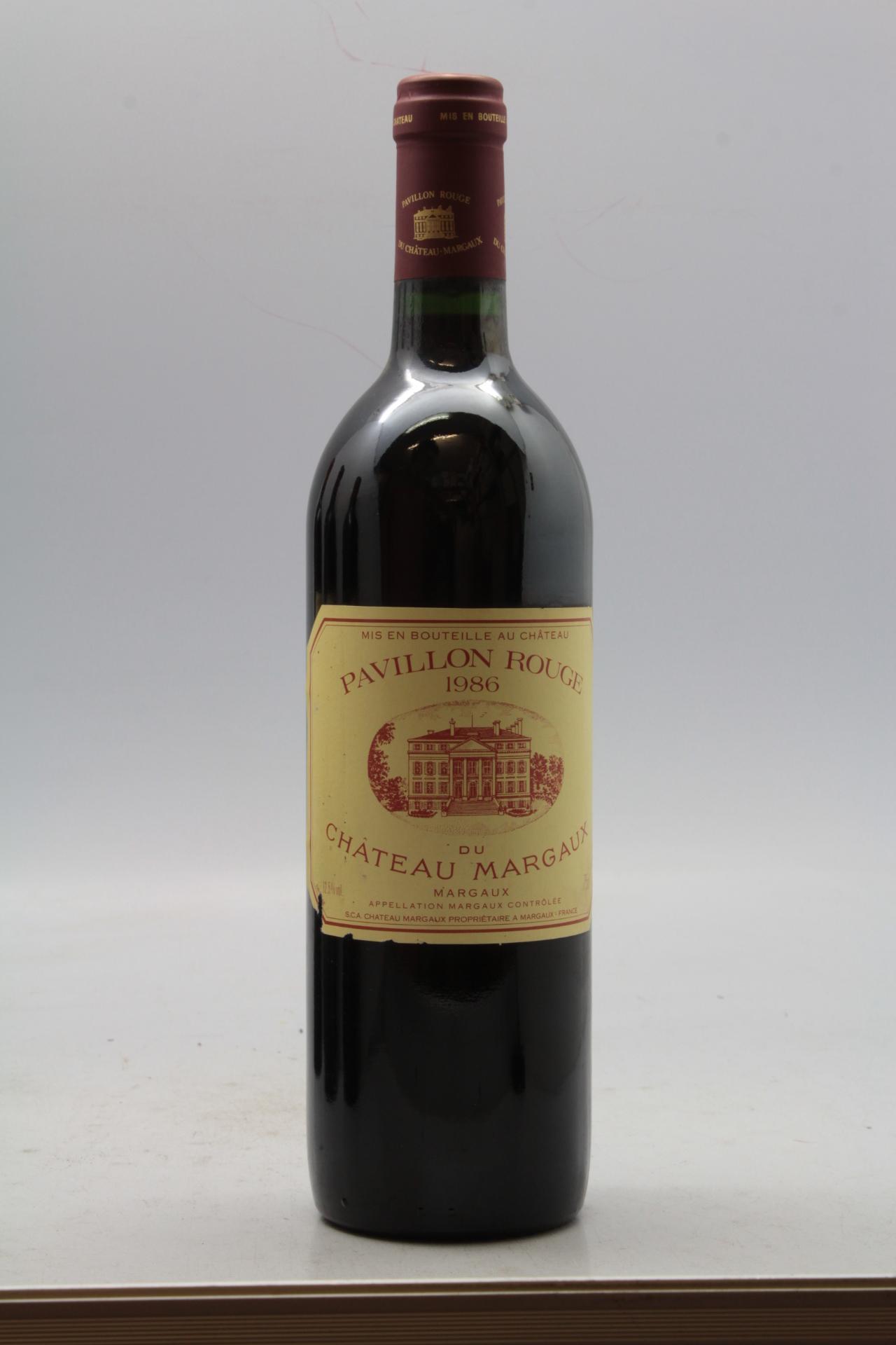 Le Jardin Des Provinces Pessac Élégant Pavillon Rouge 1986 Discount Vins & Millesimes