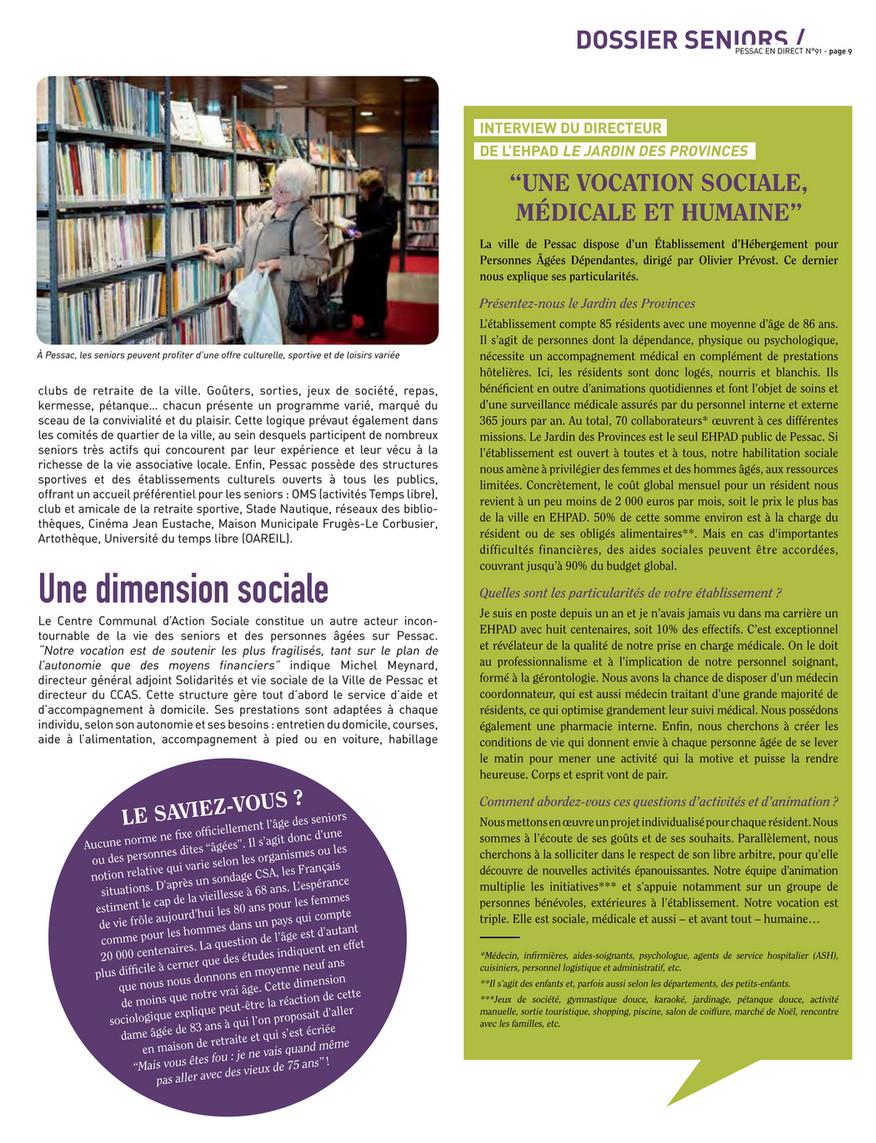 Le Jardin Des Provinces Pessac Inspirant Ville De Pessac Pessac En Direct N°91 Page 10 11