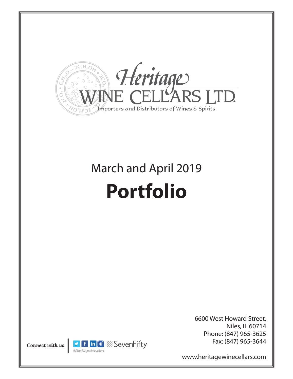 Le Jardin Des Provinces Pessac Luxe Hwc Portfolio March April by Heritage Wine Cellars issuu