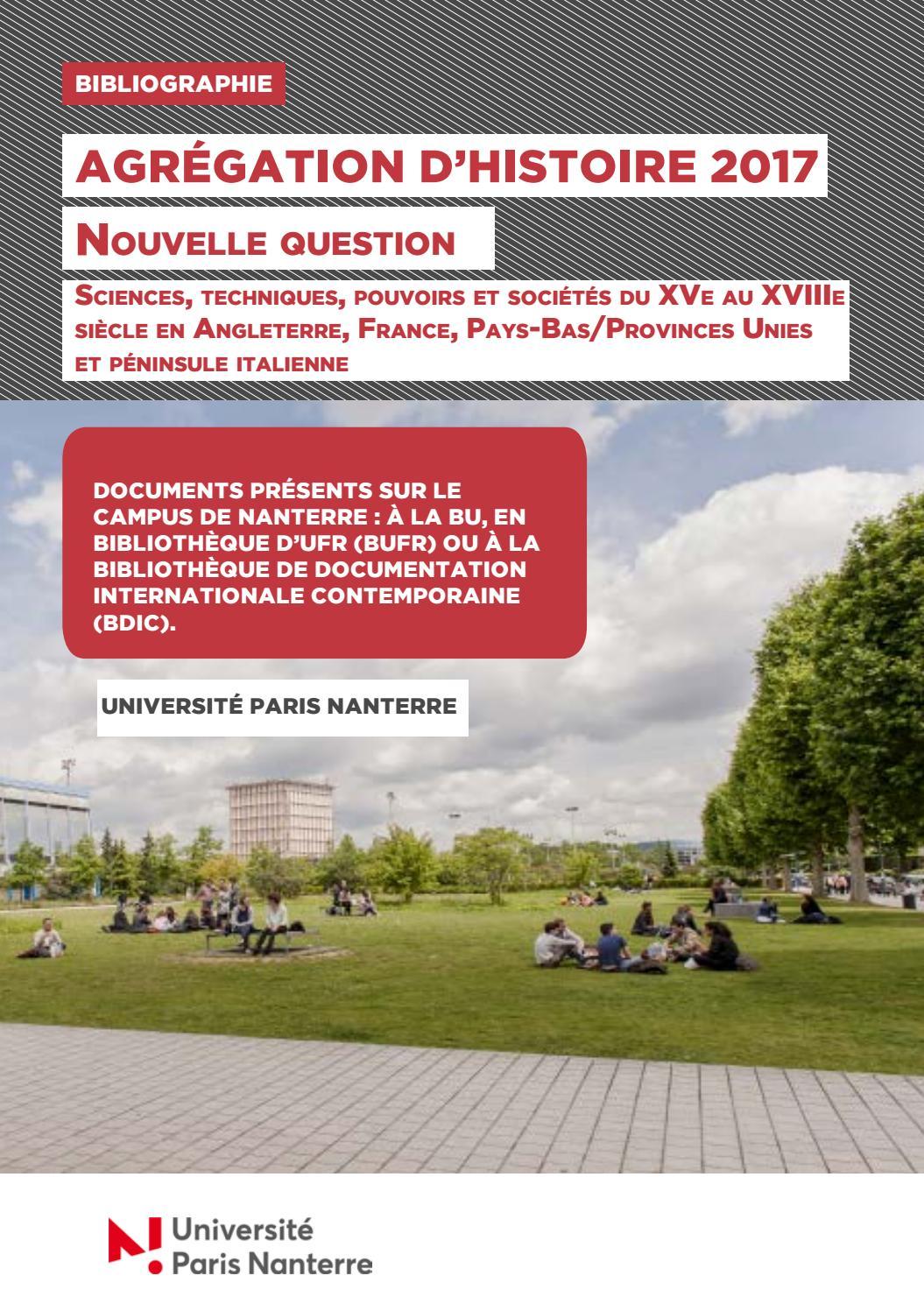 Le Jardin Des Provinces Pessac Nouveau Bibliographie Agregation D Histoire 2017 Sciences