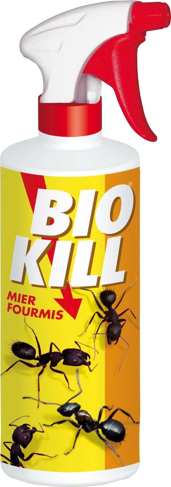 insecticide contre les fourmis bio kill bsi
