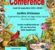 Nourrir Les Oiseaux Du Jardin Best Of Conférence 26 Septembre Jardins D Oiseaux