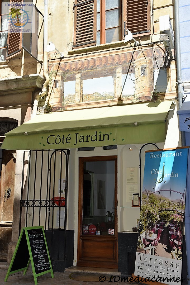 Côté Jardin 12